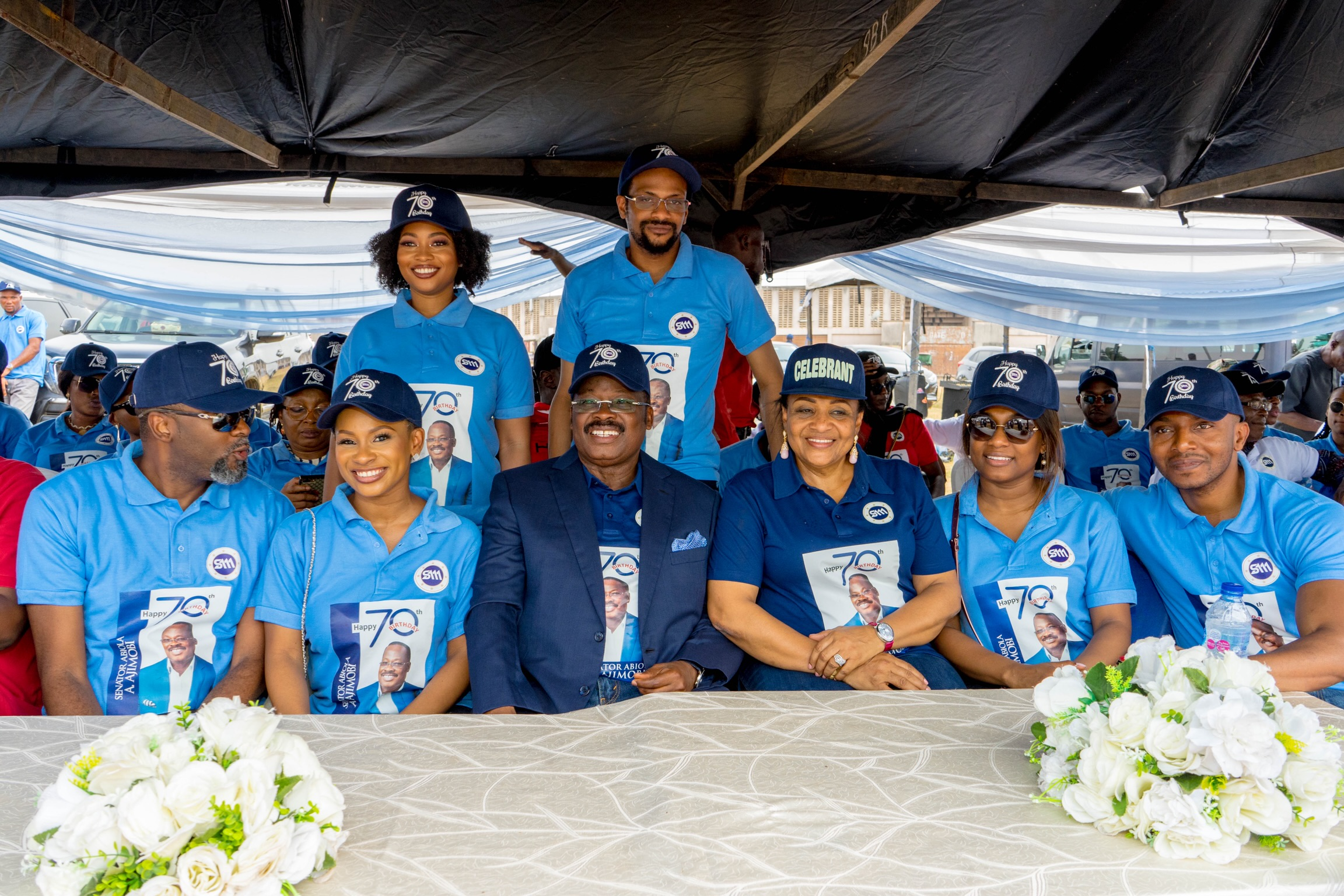 Continue to give back to society after office, Ajimobi admonishes political office holders