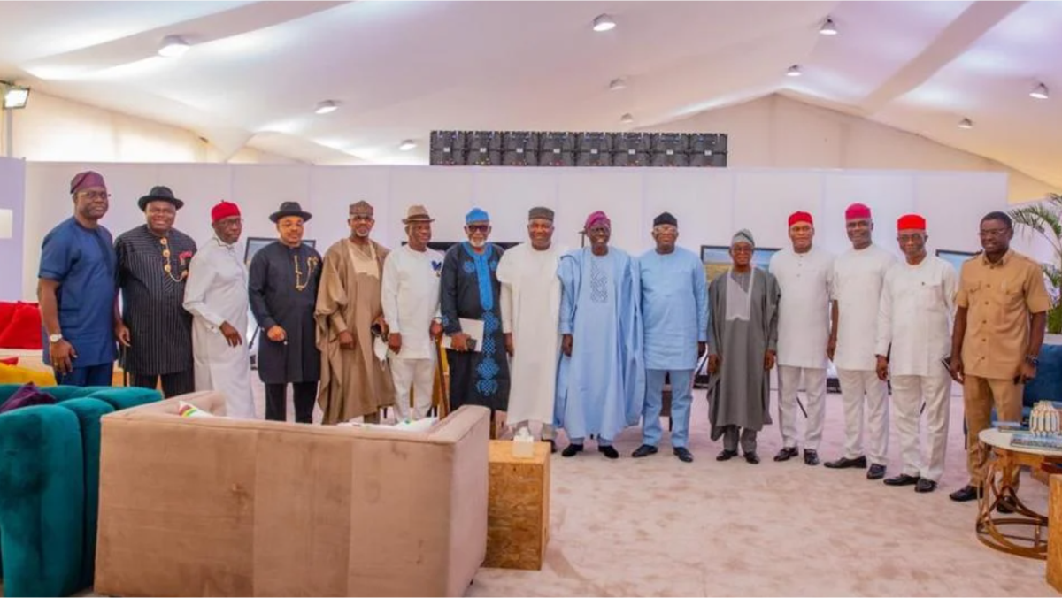 COMMUNIQUÉ ISSUED AT THE CONCLUSION OF THE MEETING OF THE GOVERNORS OF SOUTHERN  NIGERIA AT THE LAGOS STATE GOVERNMENT HOUSE, IKEJA, LAGOS STATE, ON MONDAY, 5TH  JULY, 2021 NIGERIA. – Oyo Today